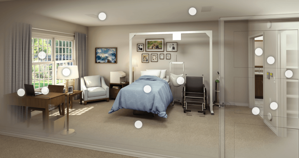 Patient Room Design