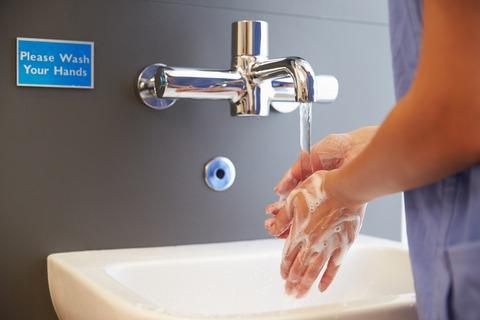 patient safety - hand hygiene