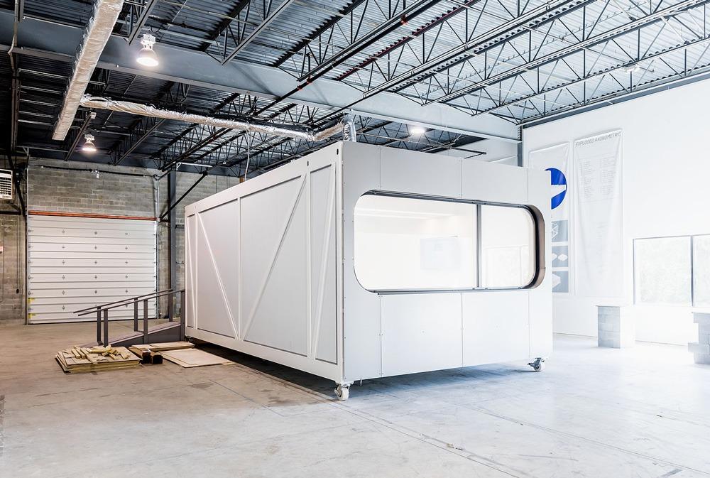 modular patient room