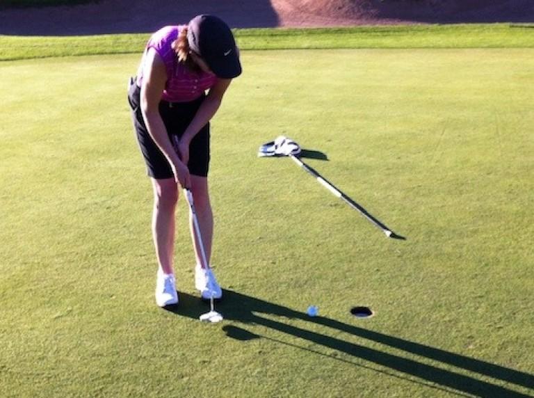 Golfing Off