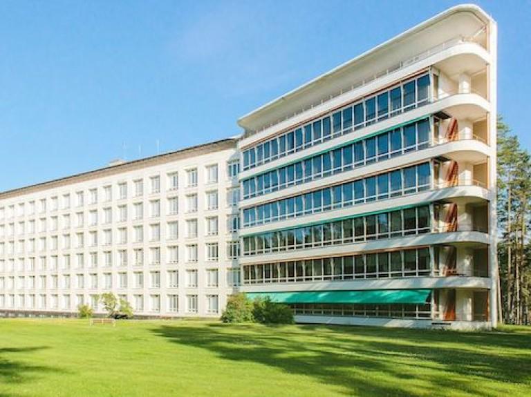 Paimio HospitalWEB
