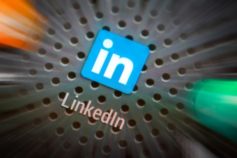 LinkedIn for work