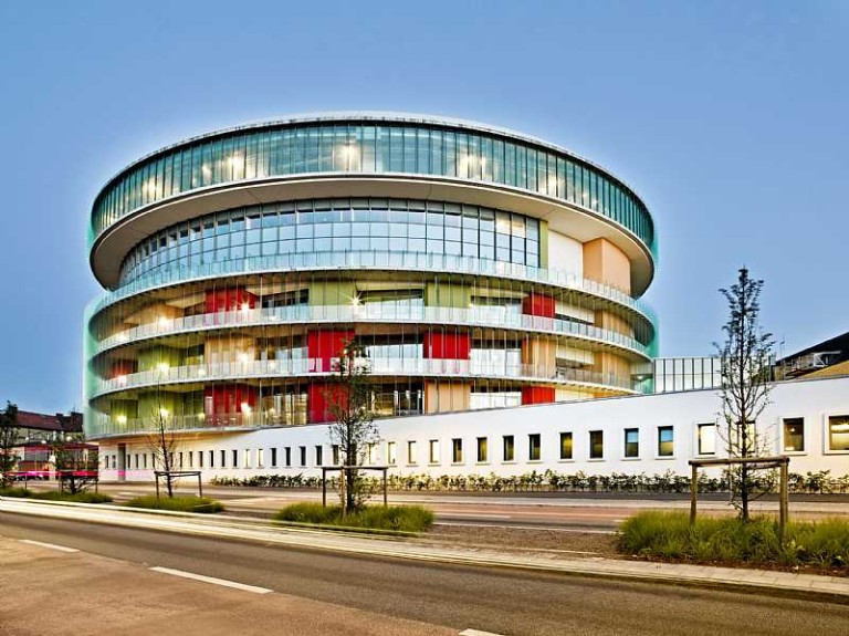 UMAS i Malmö, C. F . Møller Architects