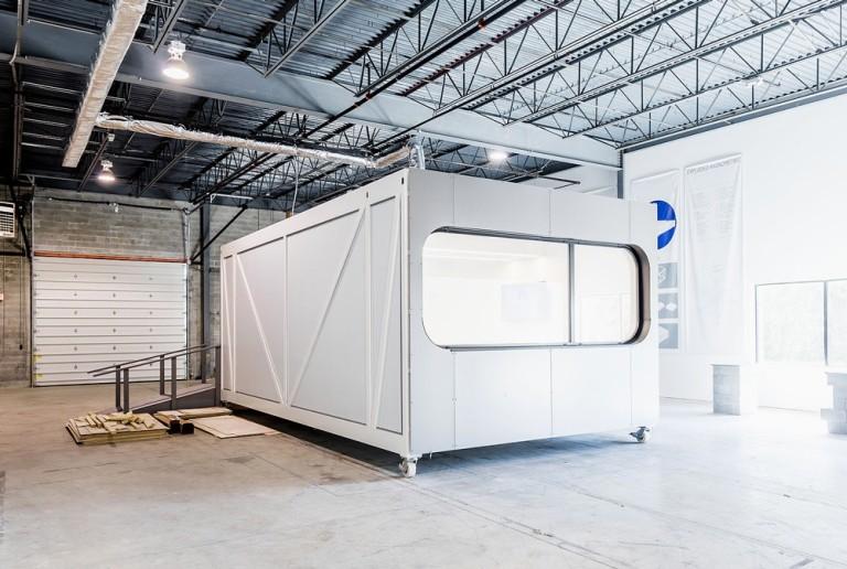 ModularMed patient room