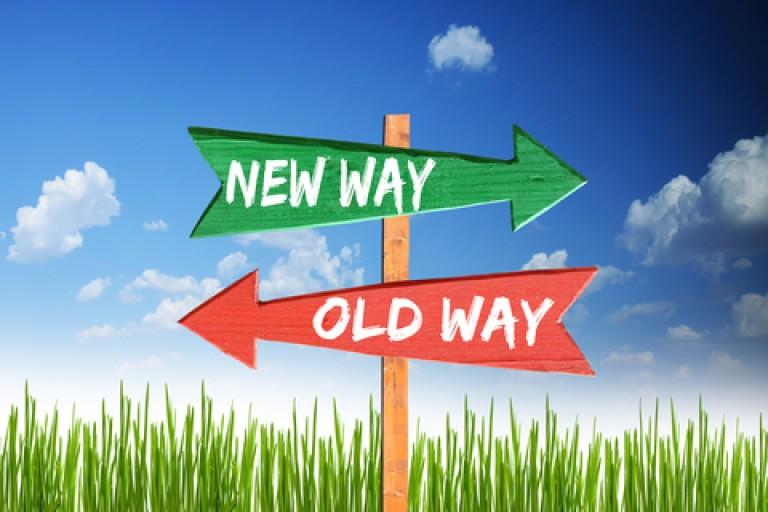 New vs. Old