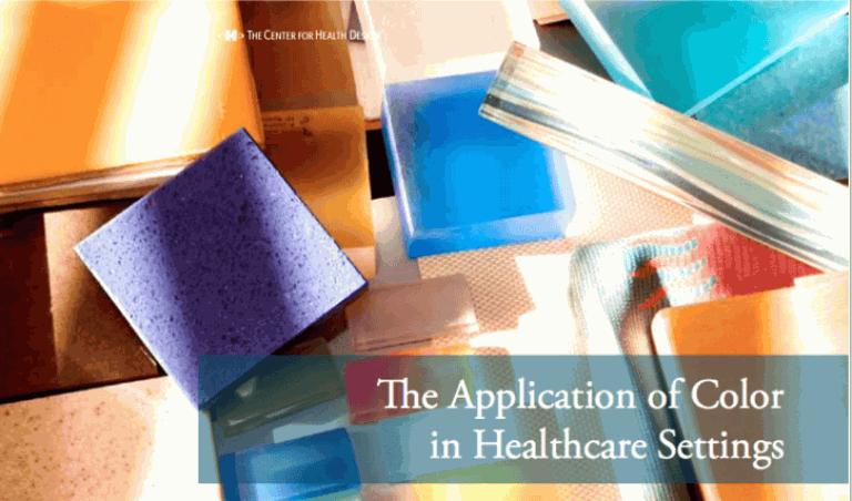 Color in Healthcare Settings