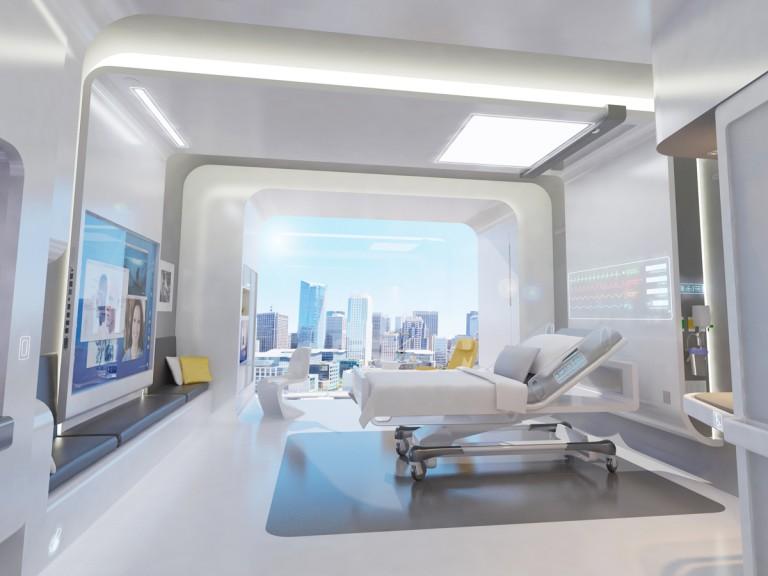 Patient Room 2020