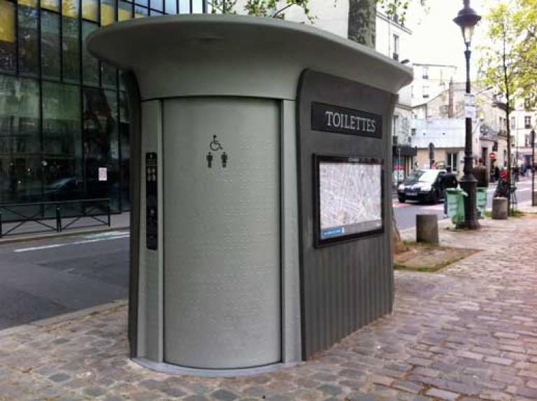 Paris-Toilette
